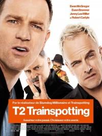 T2 : Trainspotting, Affiche