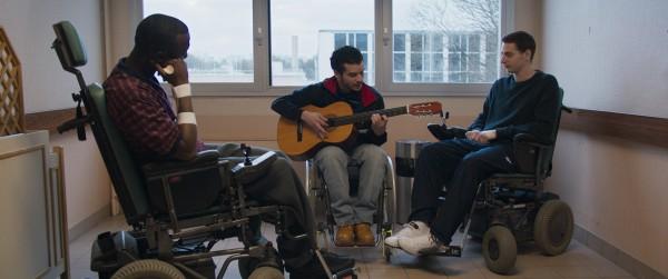 Moussa Mansaly, Soufiane Guerrab, Pablo Pauly