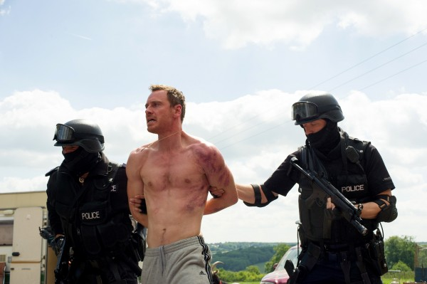 Michael Fassbender, personnages
