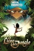 Le Livre de la jungle au Théâtre des Variétés : Affiche