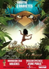 Le Livre de la jungle au Théâtre des Variétés