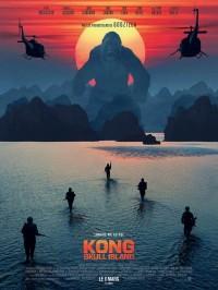 Kong : Skull Island, Affiche