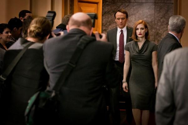 Personnages, David Wilson Barnes (Daniel Posner), Jessica Chastain