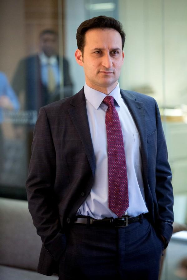 Raoul Bhaneja (R. M. Dutton)