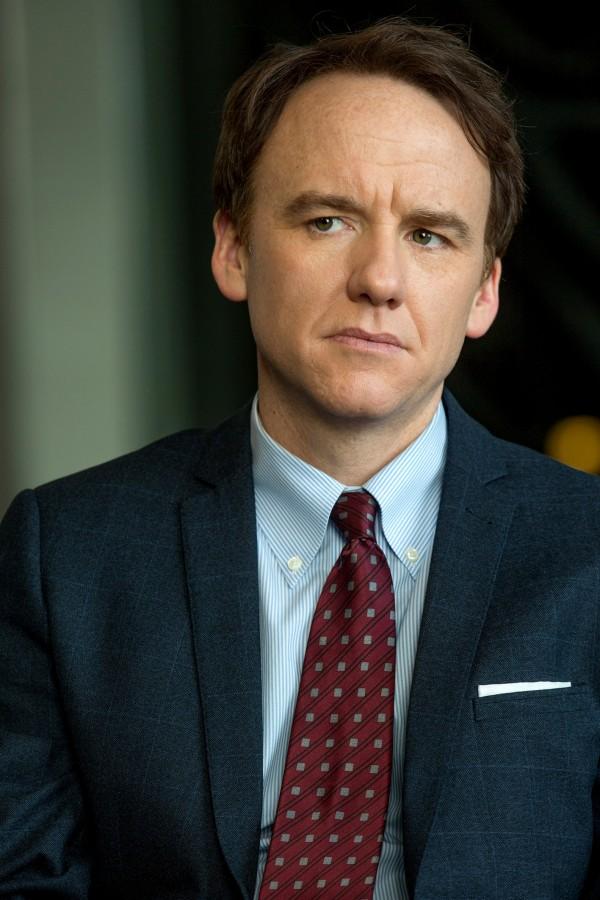 David Wilson Barnes (Daniel Posner)