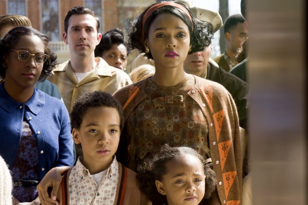 Tre Stokes (Levi Jr.), Selah Kimbro Jones (Carolyn Marie Jackson), Janelle Monae
