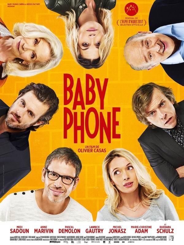 Baby Phone, Affiche