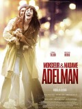 Monsieur & Madame Adelman, Affiche