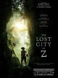 Lost City of Z - La Cité perdue de Z, Affiche