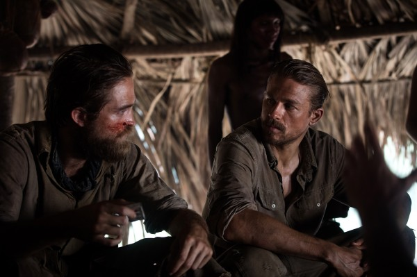 Robert Pattinson, Charlie Hunnam