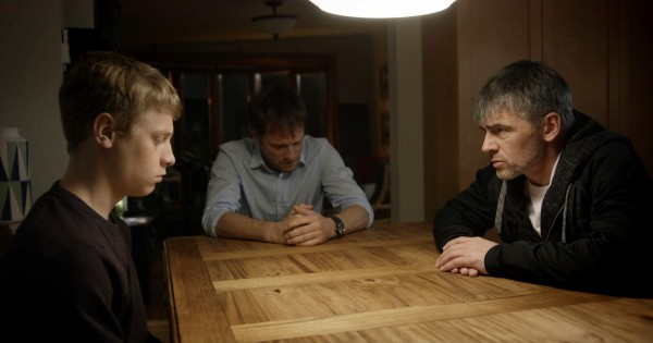 Antoine-Olivier Pilon, David Boutin, Patrice Godin