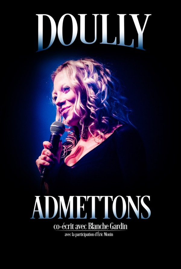 Doully : Admettons - Affiche