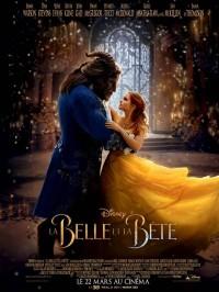 La Belle et la Bête, Affiche