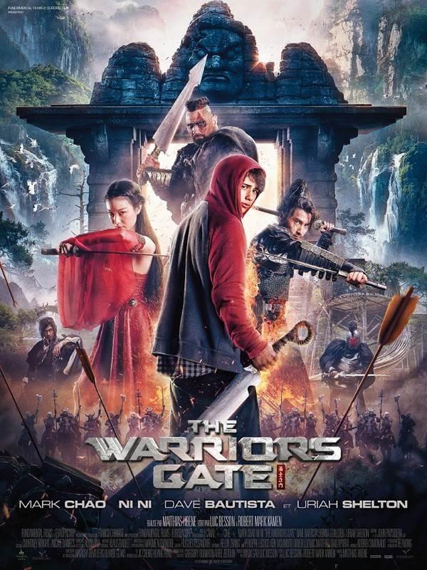 The Warrior's Gate, Affiche