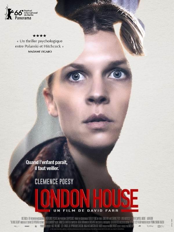 London House, Affiche