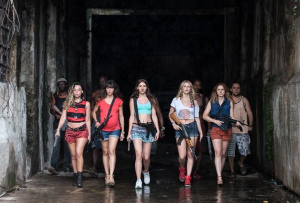 Suzana Pires (Hector), Vanessa Guide, Philippine Stindel, Margot Bancilhon, Alison Wheeler