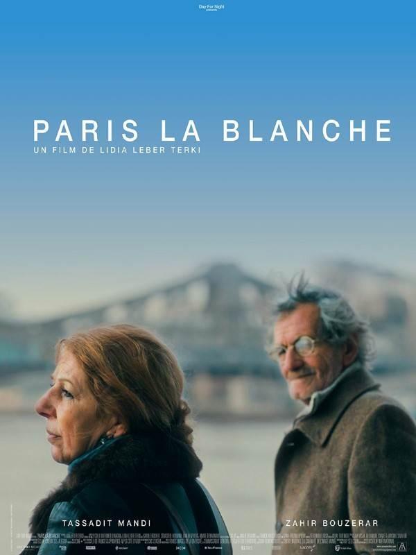 Paris la blanche, Affiche