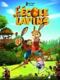 L'École des lapins, Affiche