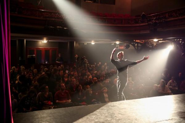 Apzurde au Théâtre Trévise