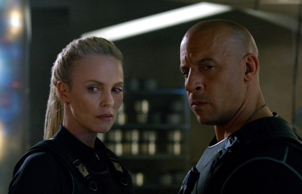 Charlize Theron, Vin Diesel