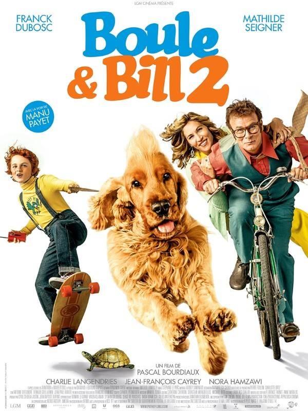 Boule et Bill 2, Affiche