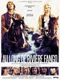 Au long de rivière Fango, Affiche version restaurée
