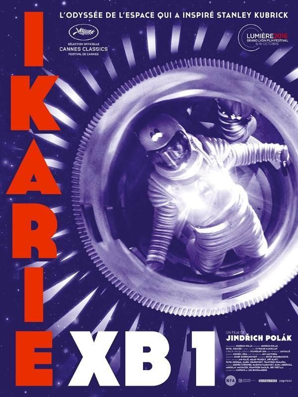 Ikarie XB1, Affiche