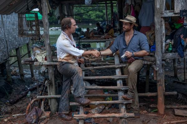 Matthew McConaughey, Edgar Ramirez
