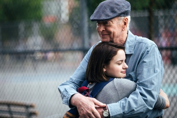 Joey King, Michael Caine