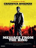 Message from the King, Affiche