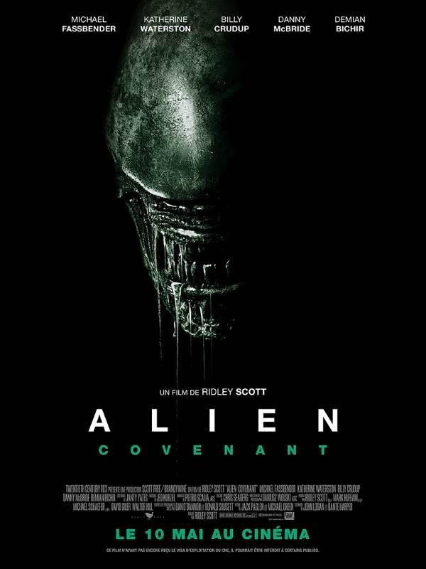 Alien : Covenant, Affiche