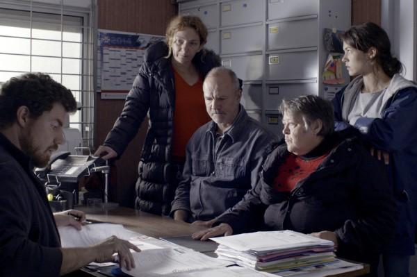 Franck Andrieux (Patron de la casse à bateaux), Corinne Masiero, Aurélien Recoing, , Annie-France Poli, Olivia Ross