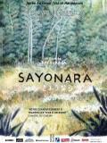 Sayonara, Affiche