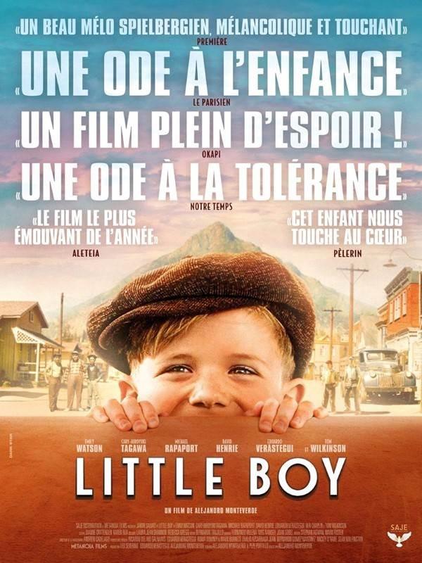 Little Boy, Affiche