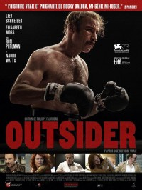 Outsider, Affiche