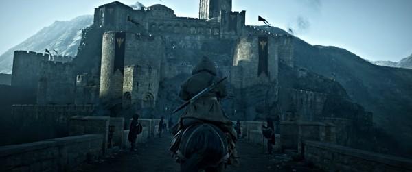 Le roi Arthur : la légende d'Excalibur, extrait