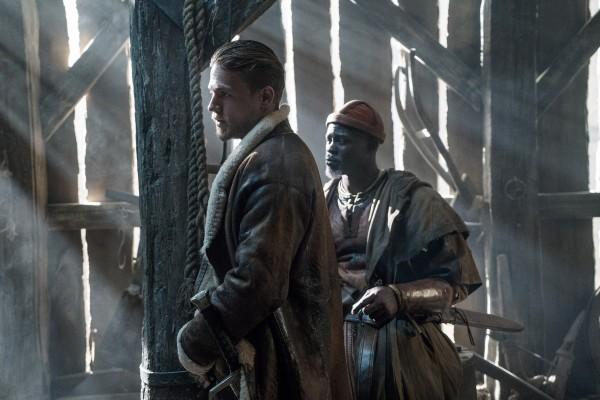 Charlie Hunnam, Djimon Hounsou