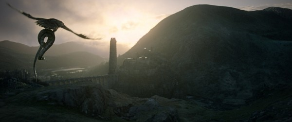 Le roi Arthur : la légende d''Excalibur, extrait
