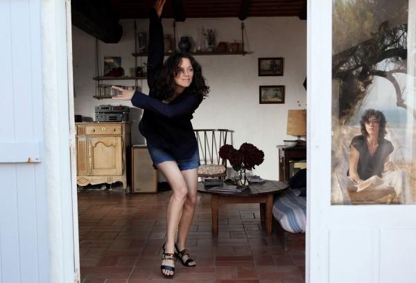 Marion Cotillard, Charlotte Gainsbourg