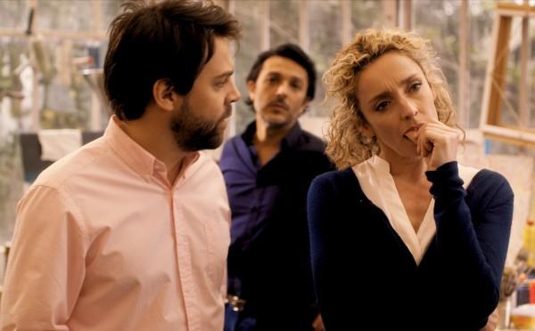Arthur Jugnot, Olivier Sitruk, Juliette Arnaud