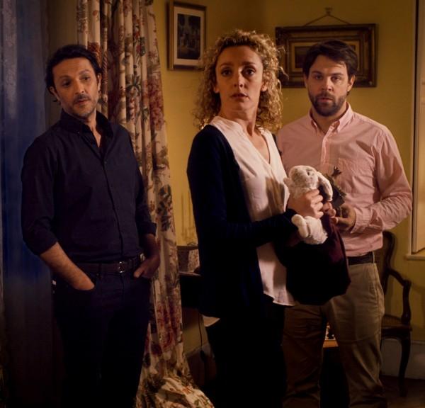 Olivier Sitruk, Juliette Arnaud, Arthur Jugnot