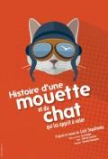 Histoire d'une mouette et du chat qui lui apprit à voler au Théâtre L'Essaïon