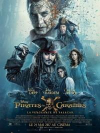 Pirates des Caraïbes : la vengeance de Salazar, Affiche