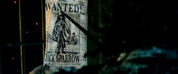 Pirates des Caraïbes : la vengeance de Salazar, extrait