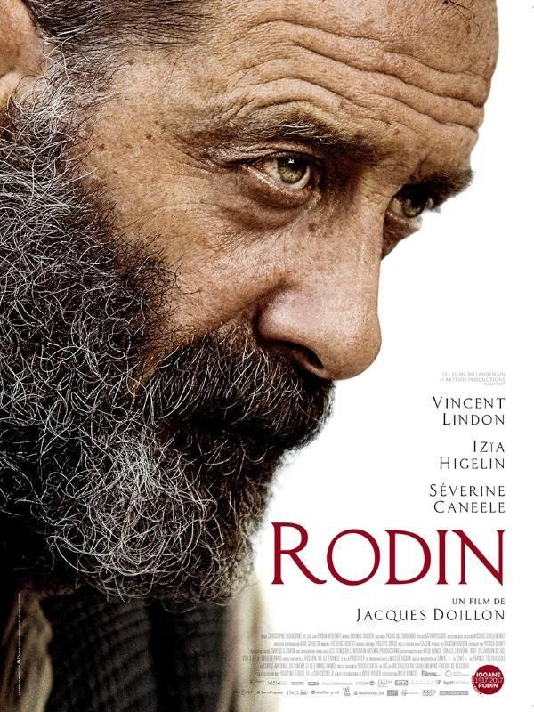 Rodin, Affiche