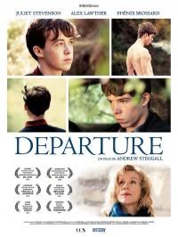 Departure, Affiche