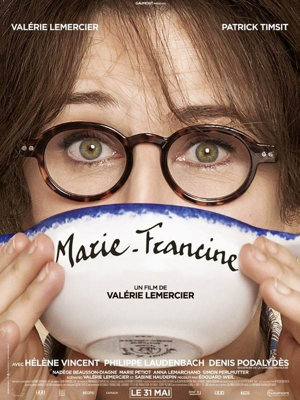 Marie-Francine, Affiche