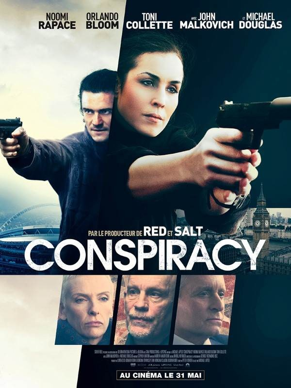 Conspiracy, Affiche