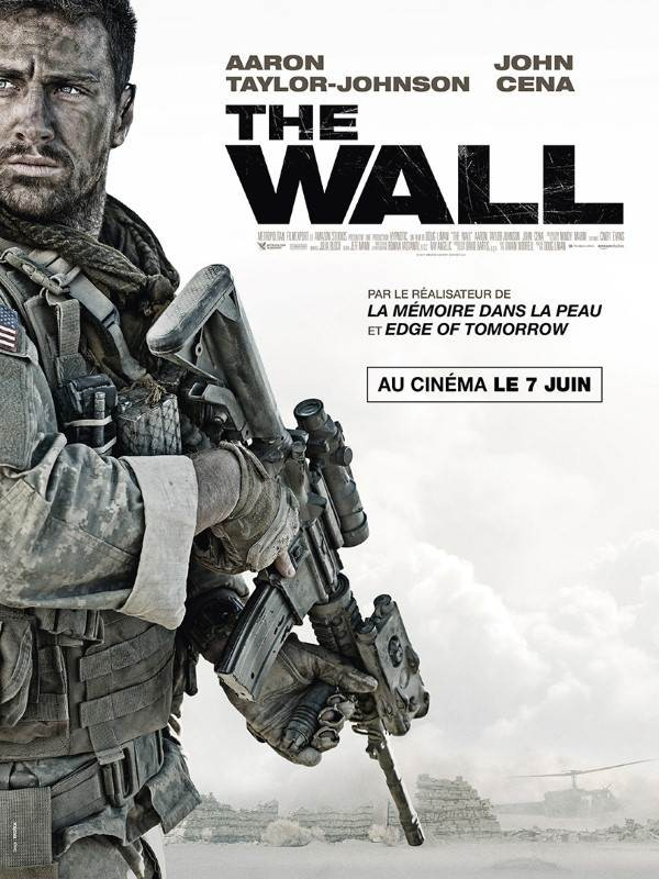 The Wall, Affiche