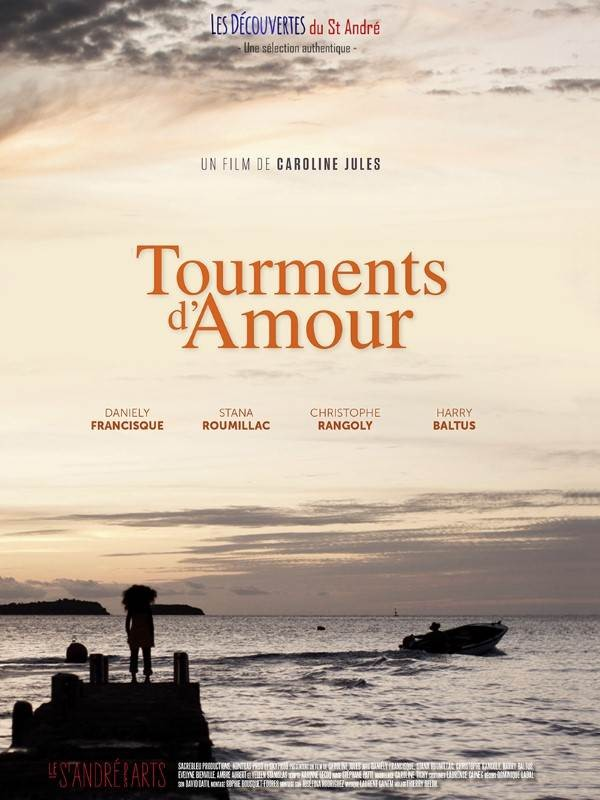 Tourments d'amour, Affiche